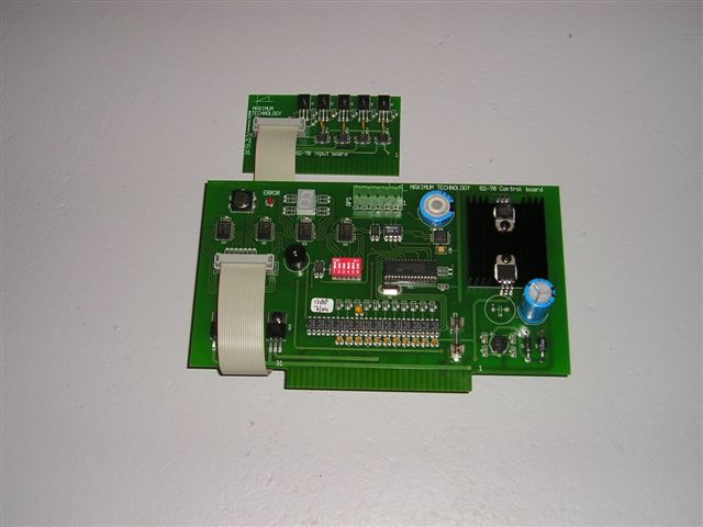 Single board forr AMF 82-70 5-Board Chassis